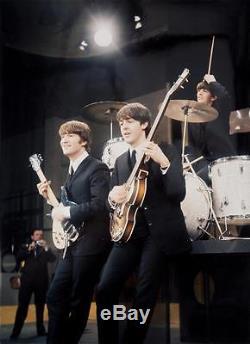 1964 Beatles concert full ticket stub Seattle Coliseum RARE