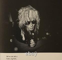 1986 Cheap Trick / Guns N' Roses At Fender's Long Beach Concert Ticket Stub Axl