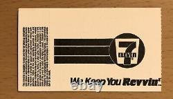 1986 Red Hot Chili Peppers / Guns N' Roses Ucla Ballroom Concert Ticket Stub Axl