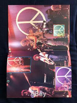 1987 Vintage Concert T-Shirts Neil Young Crazy Horse, Tour Program & Ticket Stub