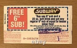 1994 1/8/94 Nirvana Seattle Concert Ticket Stub Kurt Cobain In Utero Nevermind