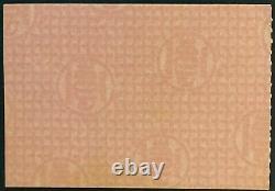 Aug 18 1965 The Beatles Concert Ticket Stub Atlanta Stadium Georgia Vintage Rare