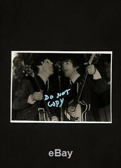 Beatles Original Concert Ticket Stubs Maple Leaf Gardens Toronto 1964-66 +photos