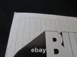 Bill Evans 1976 Japan Tour Book w Concert Ticket Stub Jazz Piano Program Zigmund