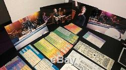 Bruce Springsteen Ticket Stubs and Concert Photos 1976-2009