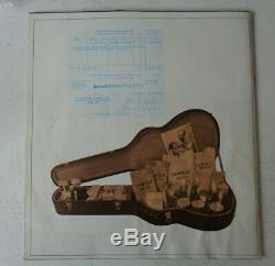 Concert for Bangladesh Ticket Stub 3LP Box Bangladesh Pin Beatles George