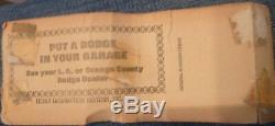 Cream Eric Clapton Farewell Concert Ticket Stub Forum Oct 16th 1968 Deep Purple
