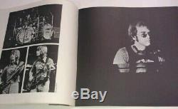 Elton John 1973 Concert Ticket Stub & 1972 Concert Program Honky Chateau Mtsu
