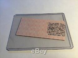 Elvis Concert Ticket Stub August 17, 1977 Portland Maine