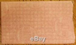 Elvis Presley-1971 RARE Concert Ticket Stub (Dallas-Memorial Auditorium)