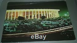 Elvis Presley Concert Worn Scarf & Ticket stub 1974 L. A. Forum Lot