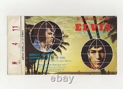 Elvis Presley ORIGINAL CONCERT TICKET STUB ALOHA FROM HAWAII 1973
