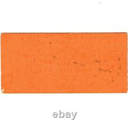 GRATEFUL DEAD Concert Ticket Stub STONY BROOK NY HALLOWEEN 10/31/70 SUNY Rare