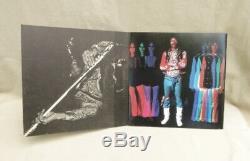 Jimi Hendrix 1969 Electric Church Musical Experience concert program ticket stub