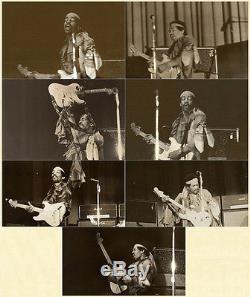 Jimi Hendrix Experience 1969 Concert Ticket Stub Memphis, TN