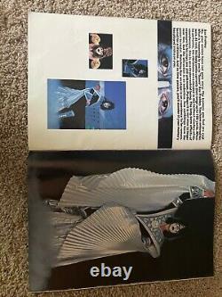 Kiss Dynasty Concert Program RARE With 3 Original Ticket Stubs CLEVELAND Richfield