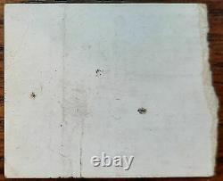 LED ZEPPELIN-John Bonham-1969 RARE Concert Ticket Stub (New York-Fillmore East)