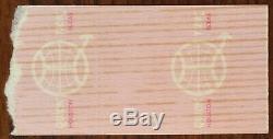 LED ZEPPELIN-John Bonham-1977 RARE Concert Ticket Stub (Pontiac Silverdome)