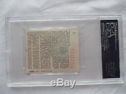 LED ZEPPELIN Original 1971 CONCERT Ticket STUB Los Angeles Forum