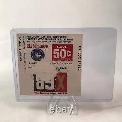 Lollapalooza Pine Knob Music Center Concert Ticket Stub Rage Cube Vtg Aug 1 1992