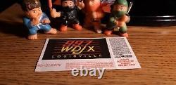 Nirvana Concert Ticket Stub 1993 Dayton, OH 99.7 WDJX Louisville, KY