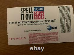 Nirvana Concert Ticket Stub Roseland November 15, 1993