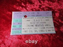 Prince Glam Slam Concert Ticket Los Angeles, Ca. 1994 Music Memorabilia Rare