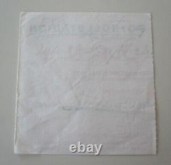 QUEEN Stockholm Sweden 1986 Concert Ticket Stub'A Kind Of Magic' Tour