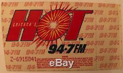 RUSH Concert Ticket Stub 1991 ISU