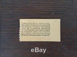 Rare Kiss Original Vintage December 26 1974 Concert Tour Ticket Stub