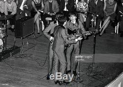 The Beatles 1964 Concert Ticket Stub Carnegie Hall, NY, February 12