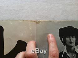 The Beatles Concert Ticket Stub and Program 1965 Atlanta Stadium