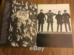 The Beatles original 1964 Atlantic City concert ticket stub + RARE tour program
