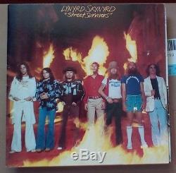 Three early Lynyrd Skynyrd concert ticket stubs 1976-1977