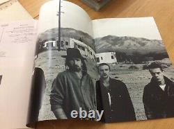 U2 The Joshua Tree Tour 1987 Concert Programme + Ticket Stub