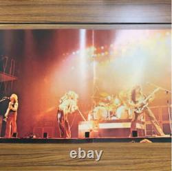 VAN HALEN JAPAN TOUR'79 1979 Concert Brochure Booklet Pamphlet & Ticket stub