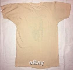 Vintage 1977 Fleetwood Mac Rumours Winterland Concert Tour T-Shirt + Ticket Stub